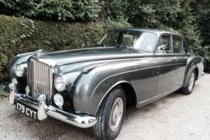 1961 Bentley S2 Continental Flying Spur (Ex-Bernie Ecclestone)