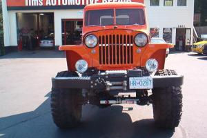 Willys : WILLYS 4X4 PICK UP