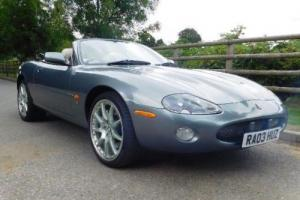 2003 Jaguar XKR Convertible Photo