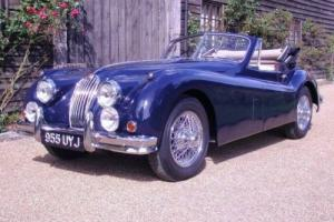 1954 Jaguar XK140 Drophead Coupé Photo