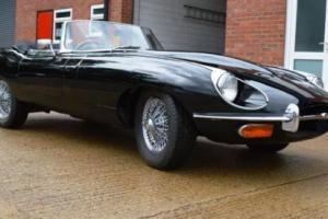 1969 Jaguar E-Type Series II Roadster (4.2 litre) Photo