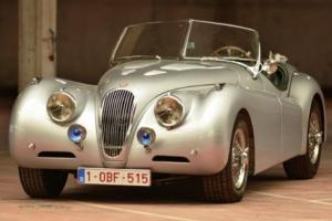 1954 Jaguar XK140 Aluminium Roadster Photo