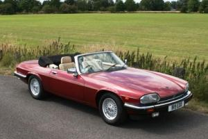 1990 Jaguar XJS Convertible Photo