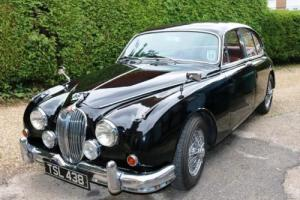 1961 Jaguar Mk. II Saloon (3.8 Litre, m/od) Photo