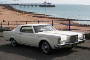 1969 Lincoln Continental Mk. III Coupé