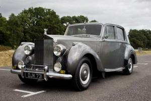 1954 Rolls-Royce Silver Dawn (Standard Steel) Photo