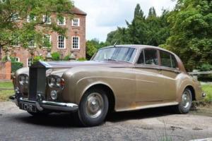 1963 Rolls-Royce Silver Cloud III Photo