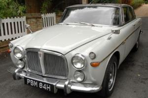 1970 Rover P5B Coupé (3.5 litre) Photo