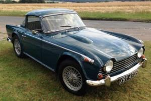 1968 Triumph TR5 (Surrey Top) Photo