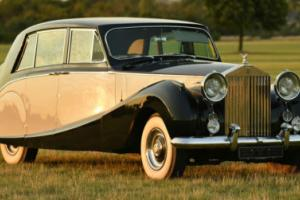 1953 Rolls Royce Silver Wraith LHD Hooper Empress Photo