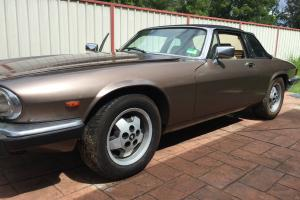 Jaguar XJSC 1986 V12 With LOG Books TWO Owner Vehicle in NSW Photo
