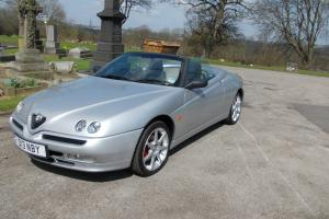 Alfa Romeo Spider only 35K (Probably the best in the country)