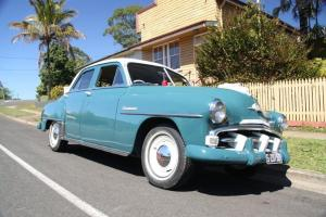 1952 Plymouth Cranbrook in QLD