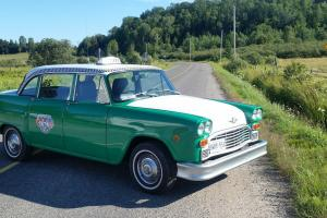 Other Makes : A11 4 door taxi cab