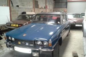 1973 Rover P6 3500S ESTATE!!!