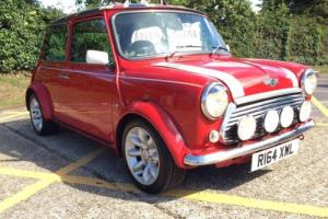 1998 Rover Mini Cooper Sportspack. 1275cc. Stunning Flame Red.