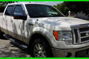 Ford : F-150 Lariat SuperCrew King Ranch 4X4