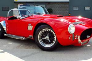 1977 AC Cobra Dax V8 4.0 Manual Speed Red Not To Be Missed!