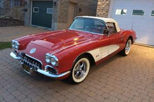 Chevrolet : Corvette CONVERTIBLE 2 DOORS