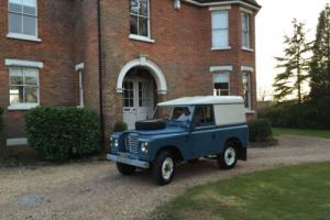 "Land Rover Series 3 88"" 1980 44,000 Miles from New"