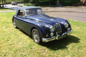 Jaguar XK150 DHC Photo