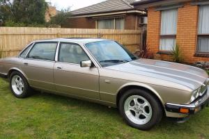 1988 Jaguar XJ6 Runs Great 171KS Great Club CAR in VIC