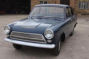 FORD CORTINA MK1 NEW VEHICLE NEVER REGISTERED,