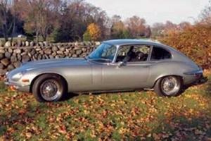 Jaguar : E-Type 2+2 Photo