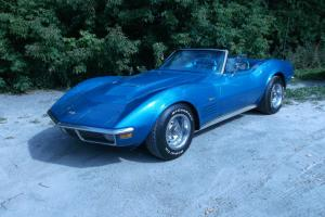 Chevrolet : Corvette CONVERTIBLE