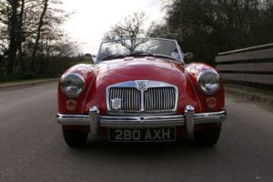 1960 MGA 1600 ROADSTER Photo