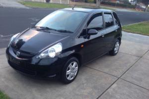 Honda Jazz GLI 2007 5D Hatchback Manual 1 3L Multi Point F INJ 5 Seats in VIC