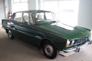 Rover 2200 TC 1973 Photo