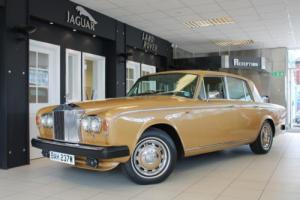 1981 W ROLLS-ROYCE SILVER SHADOW 6.8 SILVER SHADOW II 4DR AUTOMATIC Photo