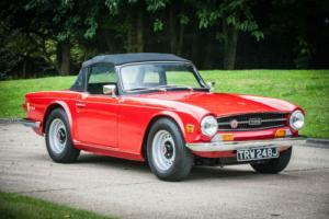 1970 Triumph TR6 Photo