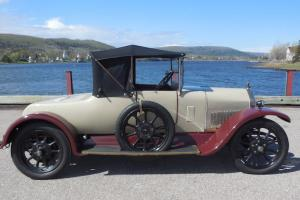 Other Makes : Humber two seat roadster with rumble seat