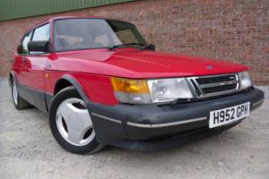 1990 Saab 900 T16S, FULL TURBO, 3 DOOR, LOW MILEAGE, NEW MOT & HEADLINING