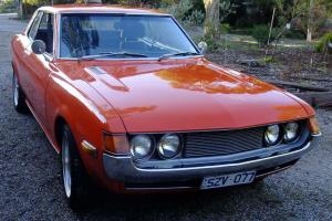 1974 Toyota Celica TA22 LT Smallport 4AGE in VIC
