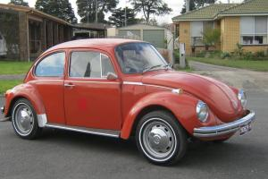 VW Beetle 73 Model in VIC