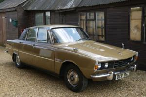 ROVER P6 2000TC SALOON - JUST 37K MILES FROM NEW !!