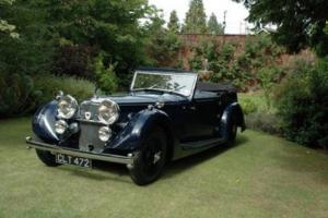 Alvis Speed 20 SD