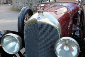 1924 Bentley 3 Litre Gurney Nutting style Tourer 773 Photo