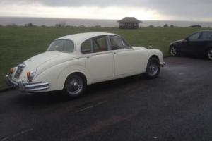 Jaguar MK II 3.8 Photo