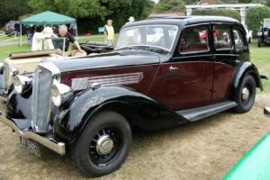 Wolseley Super Six 25hp