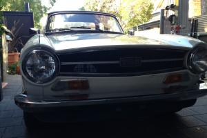 Triumph TR6 Photo