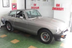 1980 MG BGT LE, CHOICE OF 2