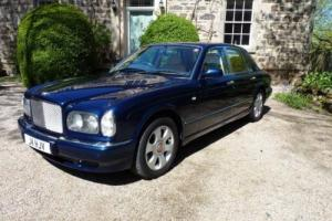 Bentley Arnage 6.8 auto Red Label