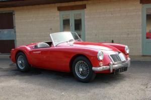 1960 MG A 1600 MK2 ROADSTER Photo