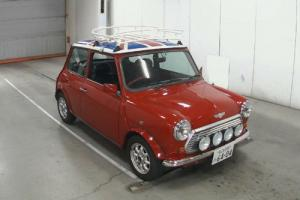 1996 Mini Cooper 1.3 35th Anniversary LE Limted Edition model, from Japan