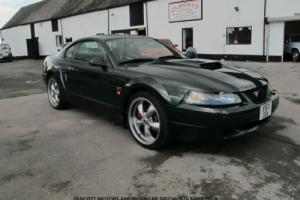 2001 FORD MUSTANG BULITT 4.6 LITRE MANUAL