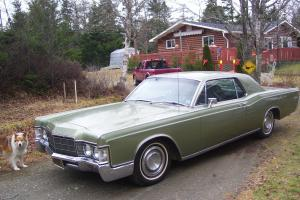 Lincoln : Continental 2 DOOR COUPE